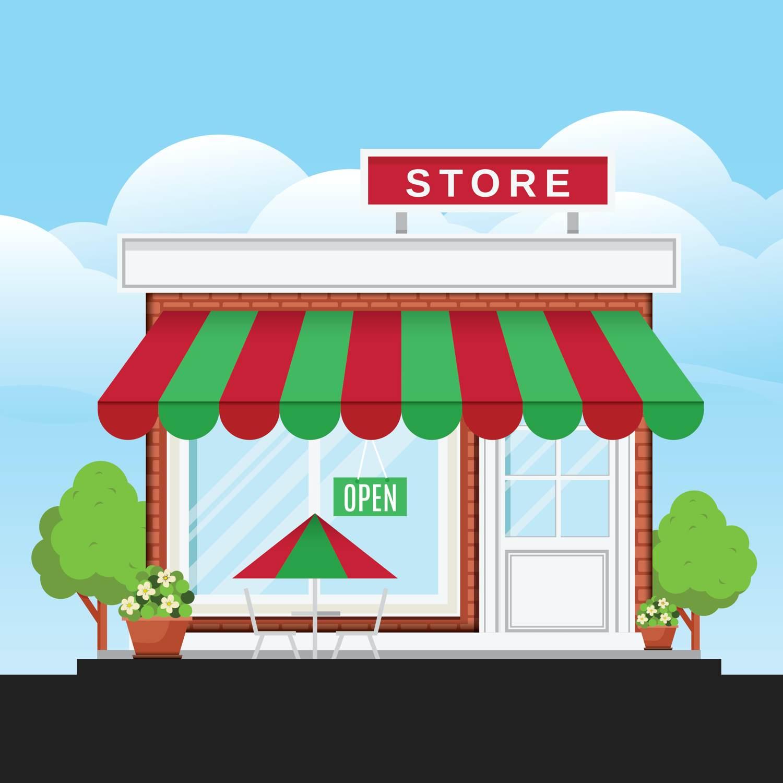 Shopfront concept
