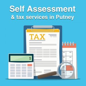 Self assessment and tax advice for Putney residents