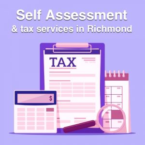 Self assessment and tax advice for Richmond residents